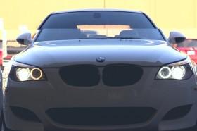 Profesionalios auto lempos